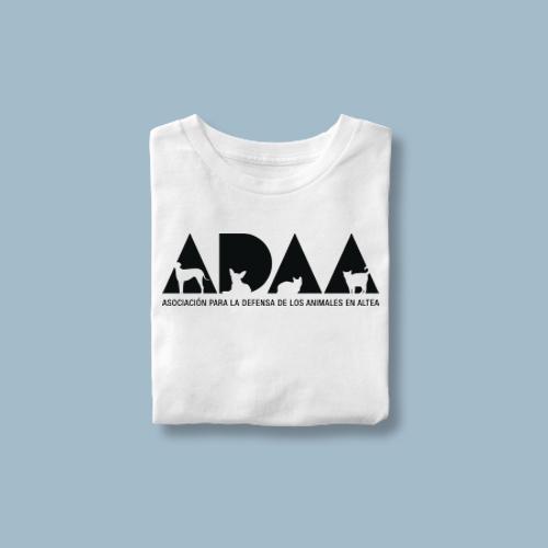 Camiseta Adaa Digrafics Estudio Diseño Grafico Web Altea