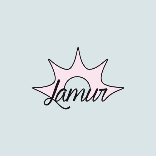 Logotipo Lamur Digrafics Estudio Diseño Grafico Web Altea