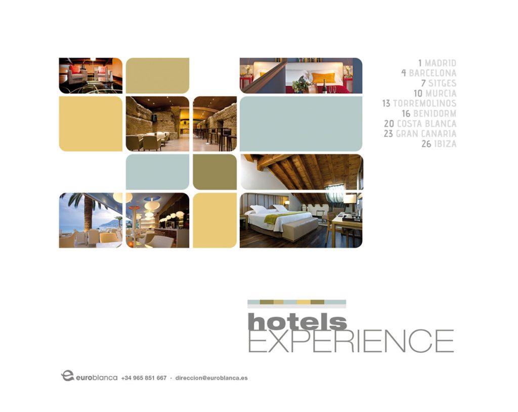 hotel experience digrafics