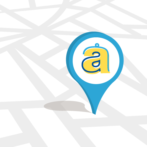 Rutas en Altea Logo Digrafics Estudio Diseño Grafico Web Altea